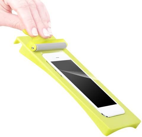 wholesale PureTek outlet online sale Roll-On Screen Shield Kit8482; for LG V10 outlet sale Flexible Glass online sale