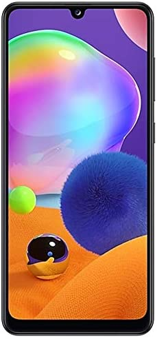 Samsung Galaxy A31 128GB 4GB A315G DSL Unlocked Dual Sim Phone w Quad Camera 48MP 8MP 5MP 5MP product image