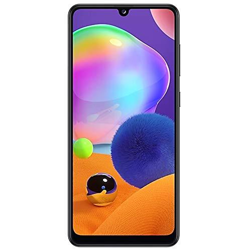 Samsung Galaxy A31-128GB / 4GB - A315G/DSL Unlocked Dual Sim Phone w/Quad Camera 48MP+8MP+5MP+5MP GSM International Version (Prism Crush Blue)