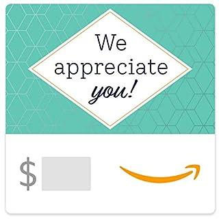 Amazon eGift Card - We Appreciate You- Hex pattern (B086FNYH28) | Amazon price tracker / tracking, Amazon price history charts, Amazon price watches, Amazon price drop alerts