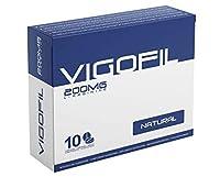 Vigofil 200mg 10 Comprimidos | Acción Instantánea, Efecto Prolongado, Sin Con...
