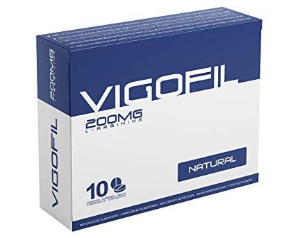 Vigofil 200mg 10 Kompressen | Sofortaktion, Verlängerte Wirkung, Keine Nebenwirkung, 100% Natürlich
