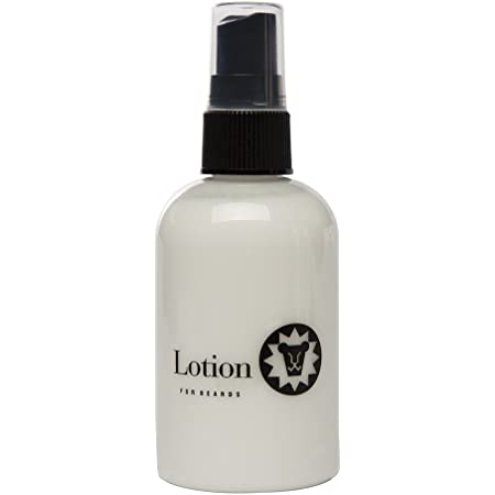Lotion for Beards by Beardsley and Company Beard, Care Products. Softens and Soothes, 4 oz