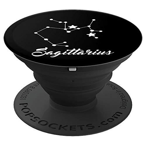 Schütze Sternbild Sternzeichen Astrologie Horoskop Stern - PopSockets Ausziehbarer Sockel und Griff für Smartphones und Tablets