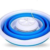 apan mini lavatrici,lavatrice portatile con centrifuga,attrezzature per la pulizia 、 frutta verdura,dormitorio 、 campeggio 、 perfetto per viaggiare,blue-eu