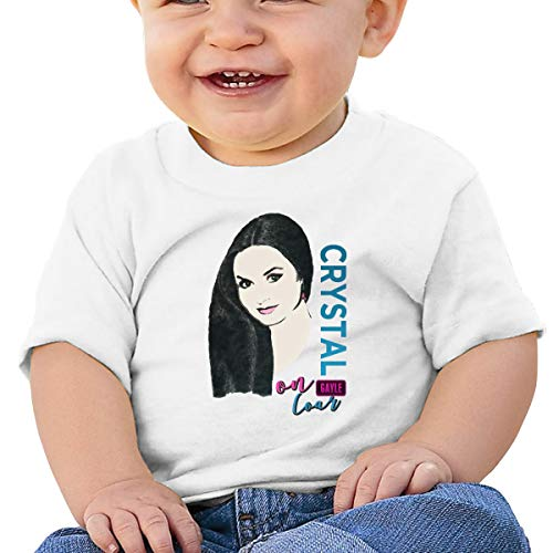 Funny Cool Talladega Nights Ricky Bobby Crystal Gayle On Tour Movie Comfortable Baby T-Shirt White