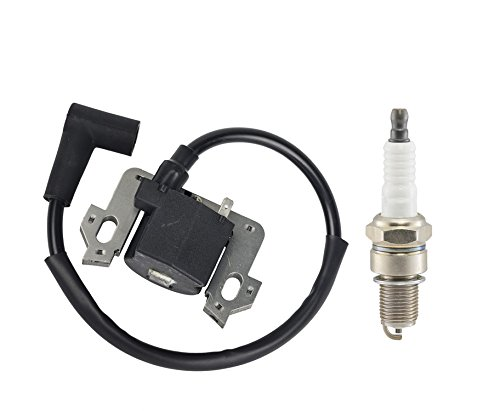 OuyFilters New Brand Replacement Ignition Coil With Spark Plug for Honda GC135 GC160 GC190 GCV135 GCV160 GCV190 Replace 0500-ZL8-004