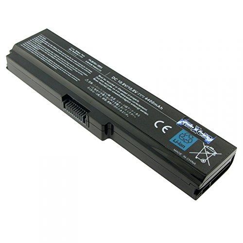 MTXtec Akku, LiIon, 10.8V, 4400mAh, schwarz für Toshiba Satellite Pro L770-11W
