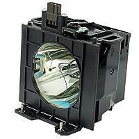 Allamp プロジェクター 交換用 ランプ ET-LAD40 (1個) パナソニック Panasonic PT-D4000 対応