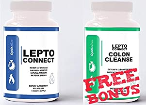 Lepto Connect 60 Capsules Support leptin receptors to Burn Fat efficiently Estimated Price : £ 37,99