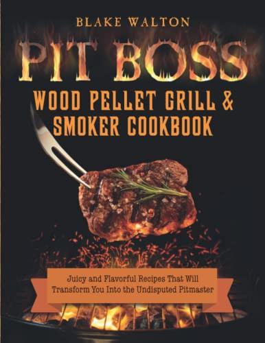 Pit Boss Wood Pellet Grill & Smoker...