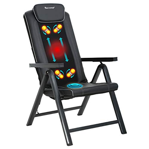 PayLessHere Massage Chair Adjustable Shiatsu Kneading...