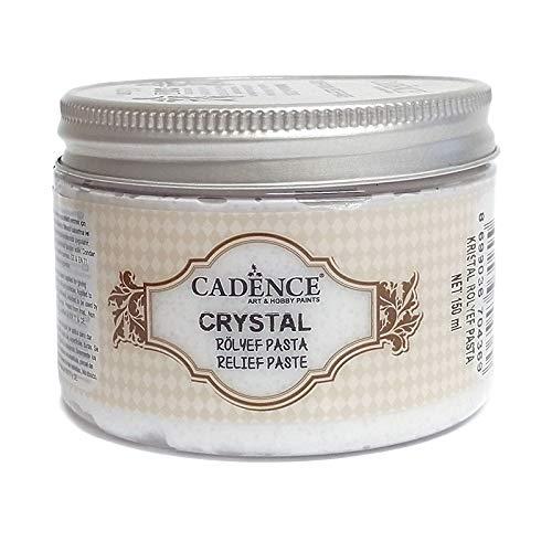 Cadence Pasta de Relieve Cristal Granulada 150ml