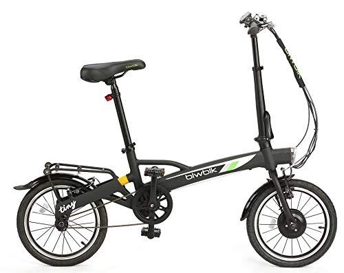BIWBIK elektrische fiets, inklapbaar, 12 kg gewicht