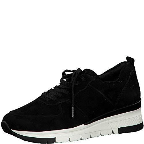 Tamaris Neele Sneaker Dames Zwart