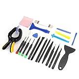 Splitter de Pantalla, Herramienta práctica Multifuncional de reparación de teléfonos, para la mayoría de los teléfonos móviles/Consolas de Juegos/Otros Dispositivos(23 Piece Set)