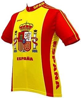 World Jerseys Men's Espana Cycling Jersey