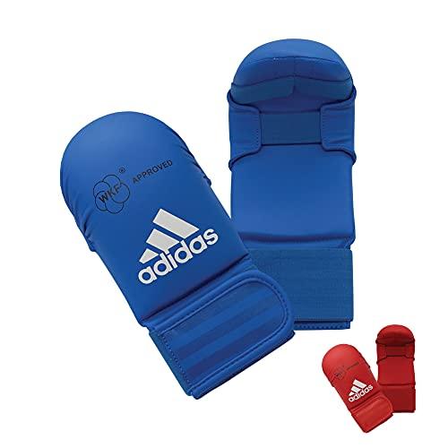 adidas Karate-Handschuh, Größe M, Blau