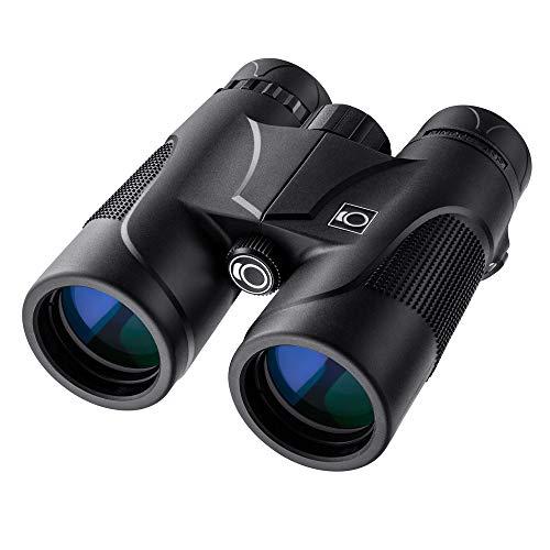 K&F Concept-Prismáticos 10x42mm Prismas BaK4 y FMC/Impermeable/con Correa/Funda, Binoculares Profesionales de Gran Alcance para Niños/Adultos/Observación de Aves/Senderismo/Astronomía
