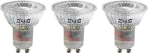 IKEA RYET GU10 LED-Leuchtmittel, 200 Lumen, 3 Stück