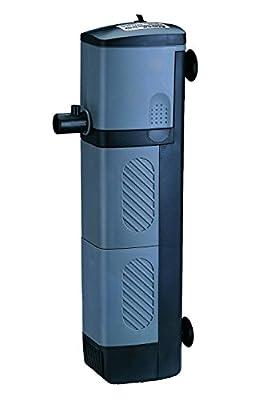 BPS (R) Pompe submersible avec filtre pour bocal ou aquarium