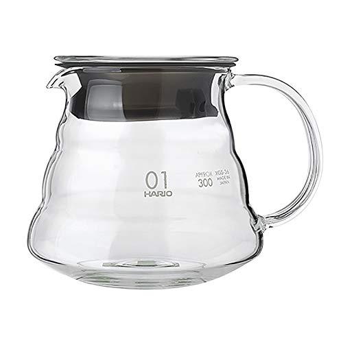 YJZQ - Jarra para cafetera (cristal, jarra con número 1 para microondas,...