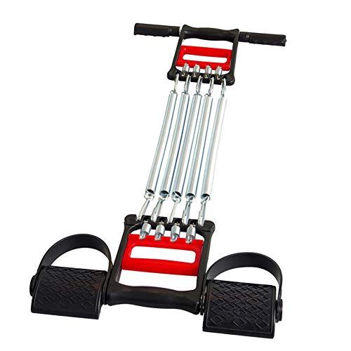 LEBAO Expander Für Die Brust-Brustexpander Pedal Puller Spring Multi-Funktions-Puller Männlich Griff Arm Trainingsgerät Brustmuskel Heimtrainingsgeräte (größe : 66 * 33cm)