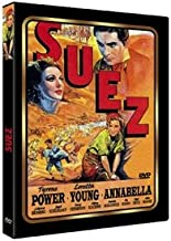 Suez (1938) (Spanish Import) (Region 2 - Import) (No Us Format); Allan Dwan