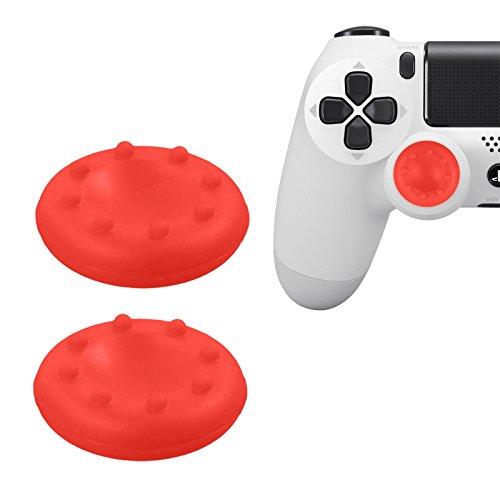PhoneNatic Gommini Copri Stick analogici Rosso per Controller
