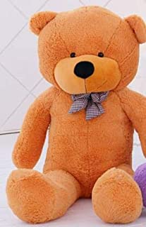 100Cm- 200Cm Large Bear Big Size Unfilled Empty Plush Skin Teddy Bears Case Giant Doll Stuffed Skins Toy Children Birthday Gift Toddler Must Haves 5 Year Old Girl Gifts Boys Favourite Characters