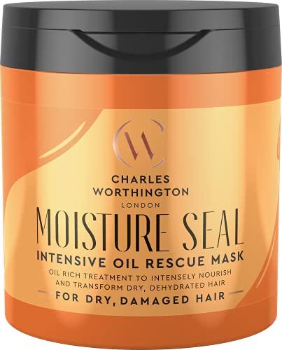 Charles Worthington Máscara de rescate de aceite intensivo de sello de humedad