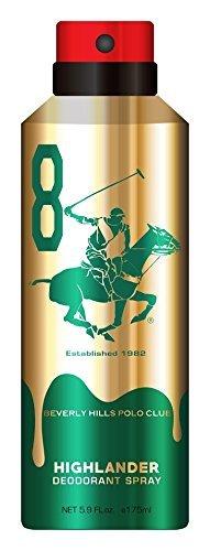 Beverly Hills Polo Club Gold Déo, Highlander, 175 ml