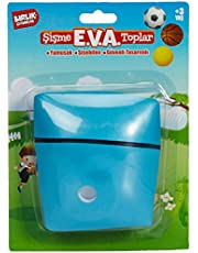 Birlik A1026925C Şişme Eva Voleybol Topu, Mavi