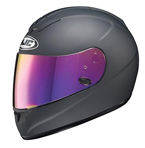 Hjc Parts HJ-09 RST Color Mirror Coated Shield - Pink