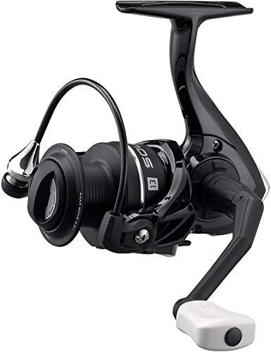 13 FISHING - Source X - Spinning Fishing Reel - 5.2:1 Gear Ratio - 3000 size - Clam Pack (Fresh) - SORX3000