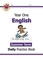 New KS1 English Daily Practice Book: Year 1 - Summer Term