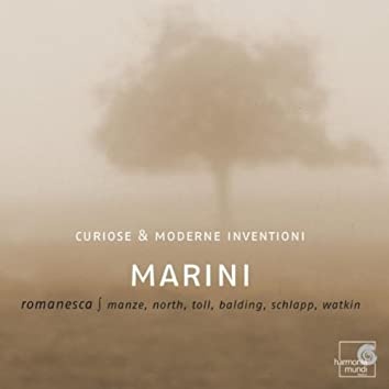 Marini: Curiose & Moderne Inventioni (Pieces from Op.XXII, 1655)