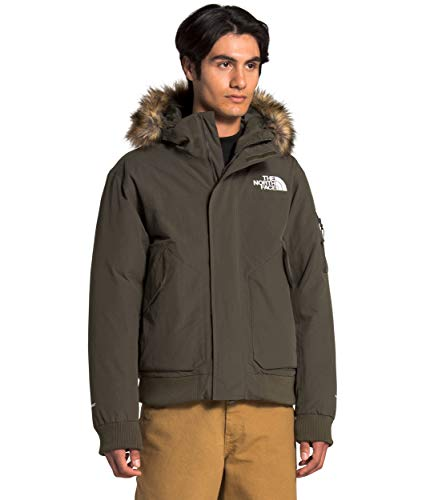 The North Face Men's Stover Jacket, New Taupe Green, L