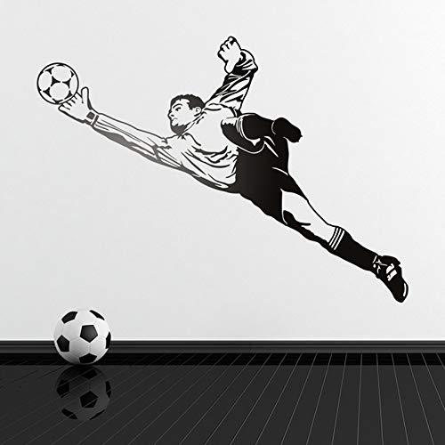 Tianpengyuanshuai muurstickers, keepergeschenk, vinyl, voetballiefhebbers