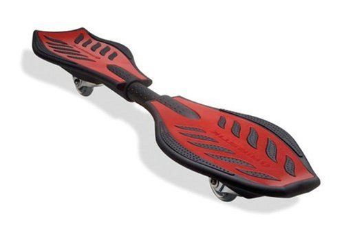 Razor RipStik Caster Board Value Pack With Extra Wheels Red
