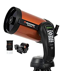 Telescope to see planets and galaxies