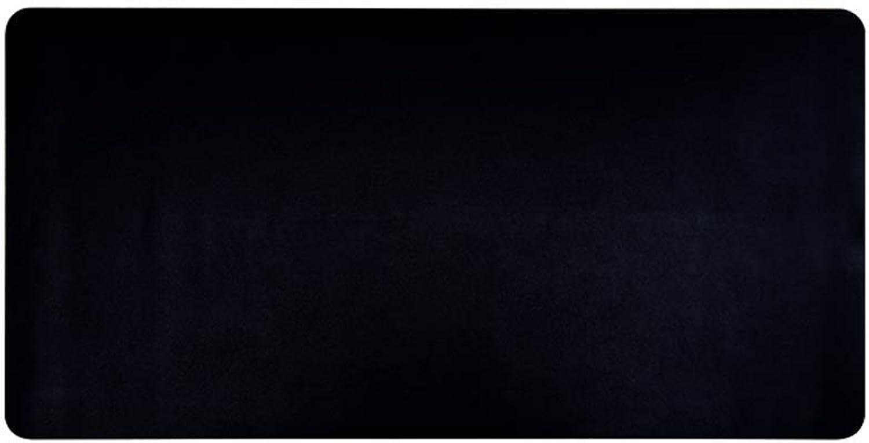 AILI Große Mausunterlage, Wasserdichter PU-Lederdesktop-Schreibblock, Doppelseitige Doppelfarbtablettmatte 2mm (Farbe   schwarzDark rot) B07MHKKL3K   | Um Zuerst Unter ähnlichen Produkten Rang