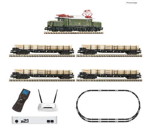 Fleischmann 931886 N z21® Digitalset Güterzug der DB