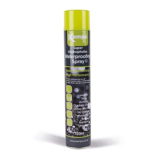 Kampa Super Hydrophobic Waterproofing Spray