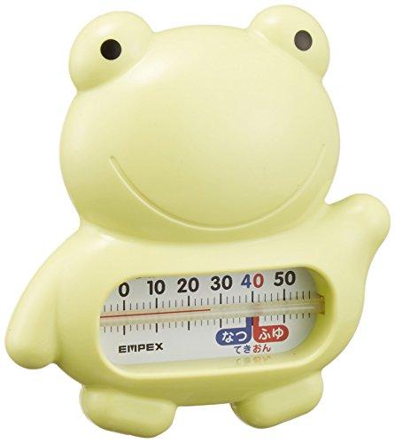エンペックス気象計『うきうきトリオ  浮型湯温計』