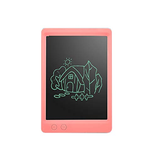 QQRH LCD Writing Tablet,LCD Writing Tablet,8.5inch Drawing Tablet Erasable Portable Doodle Mini Board Kid Toys Birthday Gift Learning Tool For Boys Girls(pink,blue)