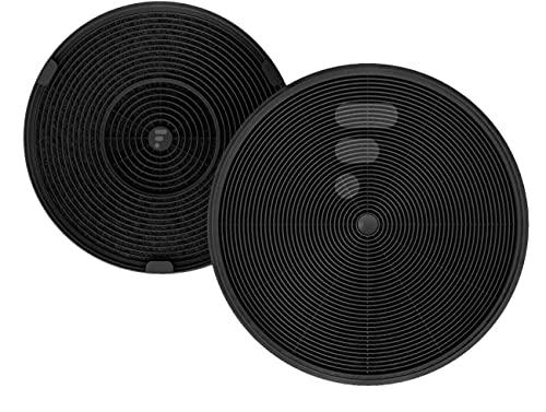 2 filtres de hotte FC03 - Compatible Roblin 5403004 Franke 445927 Faber 6093021 Falcon WI Electrolux Eff62 Bosch Dhz5316