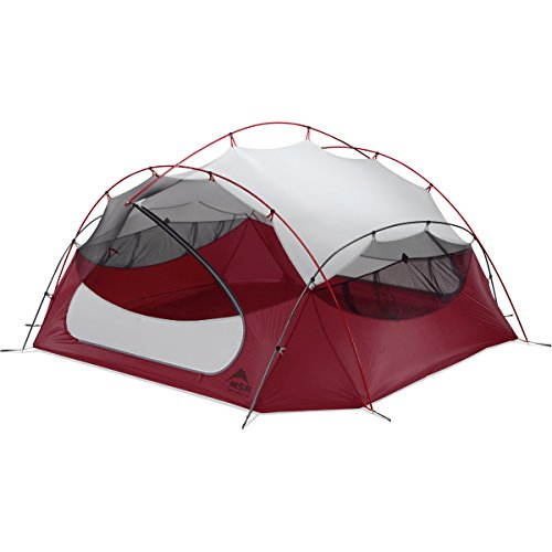 MSR Papa Hubba NX 4-Person Tent (2018 Model)