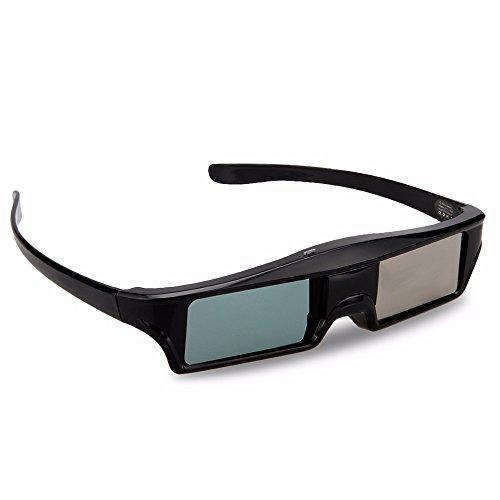 hindotech RF 3d Active Shutter Glasses for Samsung D, E, ES, F, H, Hu, Ju, JS Series 3d TV