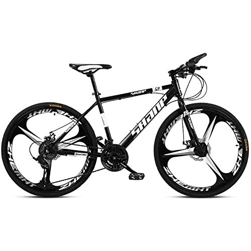L&WB Home Mountain Bike Cross-Couth Alloy De Aluminio con La Velocidad Variable Bicicleta Sport para Hombres Adultos Y Mujeres Bike Road Bicycle,30speed